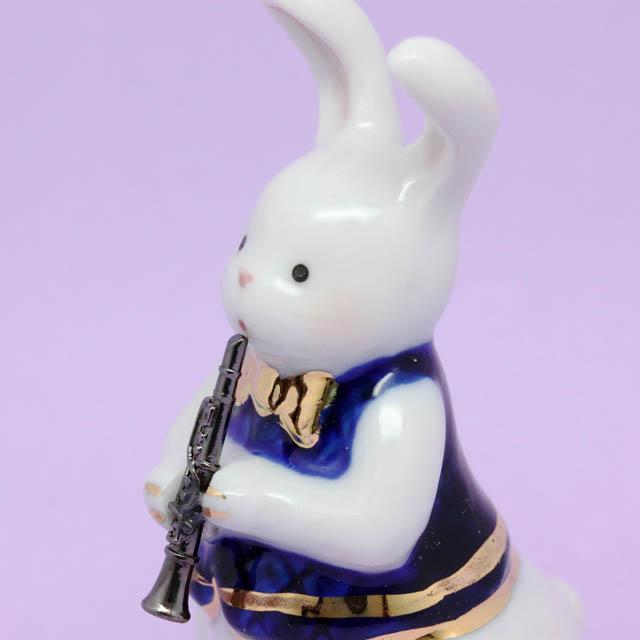 ドリーズラビット クラリネット Clarinet 音楽雑貨