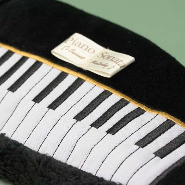 ふっかふかミトンモップ グランドピアノ 音楽雑貨 音楽グッズ