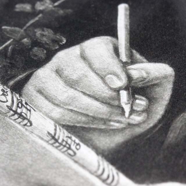 銅版画 ベートーヴェン