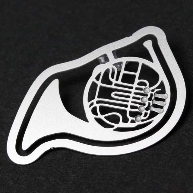 楽器クリップス ホルン 音楽雑貨 音楽グッズ