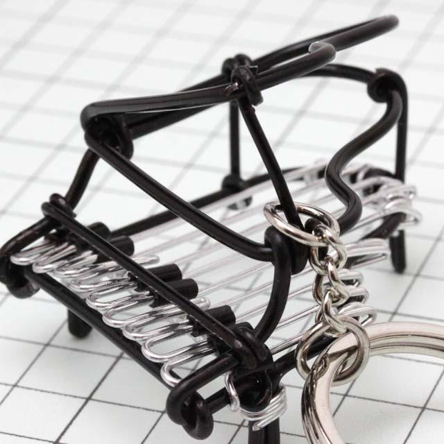 wire art ワイヤーアート グランドピアノ pianoforte 音楽雑貨 音楽グッズ