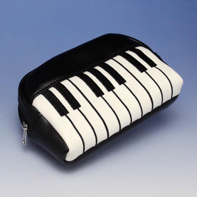 ピアノ 鍵盤 ミニポーチ 音楽雑貨