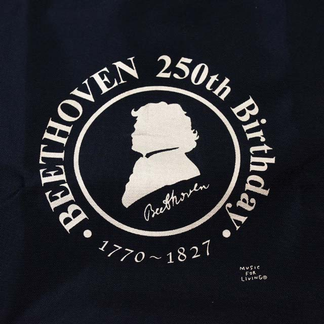 Beethoven ベートーヴェン エコバッグ 音楽雑貨