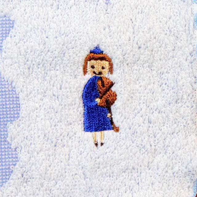 音楽雑貨 タオルハンカチ ShinziKatoh 弦楽器 ヴァイオリン ヴィオラ チェロ コントラバス