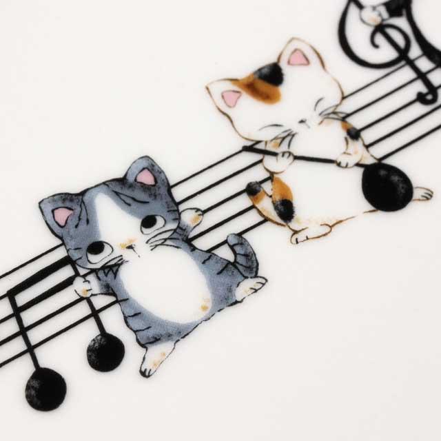 Yamaneko 音符 小皿 音楽雑貨