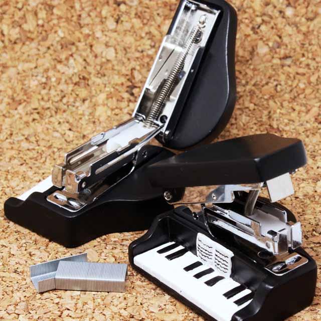 Piano グランドピアノ ホッチキス 音楽雑貨 音楽グッズ