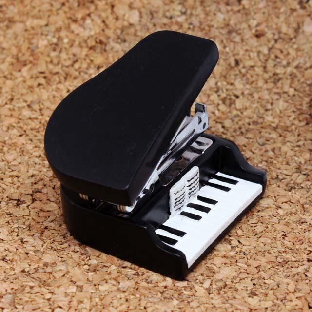 Piano グランドピアノ ホチキス 音楽雑貨 音楽グッズ