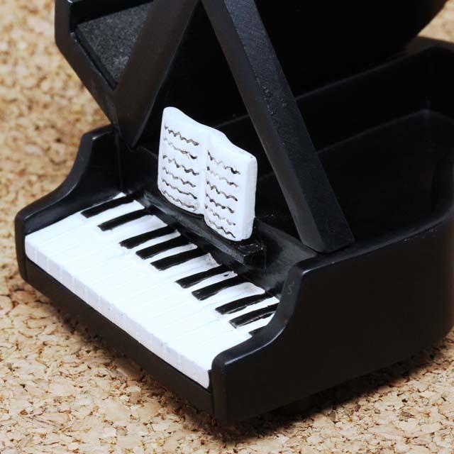 Piano グランドピアノ スマホスタンド 音楽雑貨 音楽グッズ