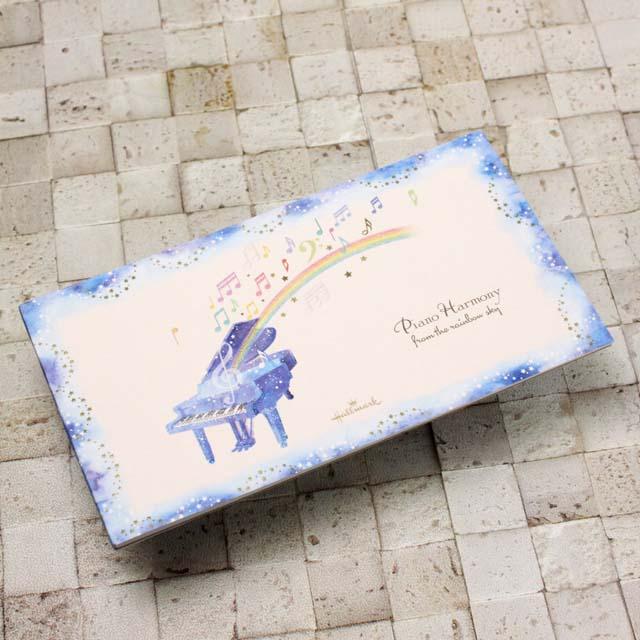 一筆箋 piano harmony ピアノハーモニー 音楽グッズ 音楽雑貨
