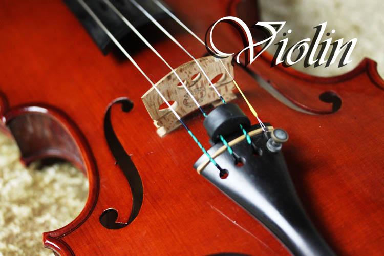 ヴァイオリン一覧
